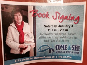 book signing Come & see2