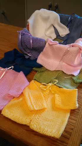 Stitching & Swaddling