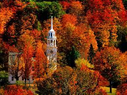 October VT Foliage