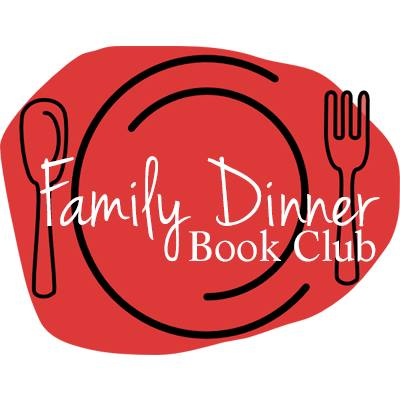 Family Dinner Book Club Button