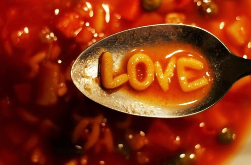 Love Alphabet Soup