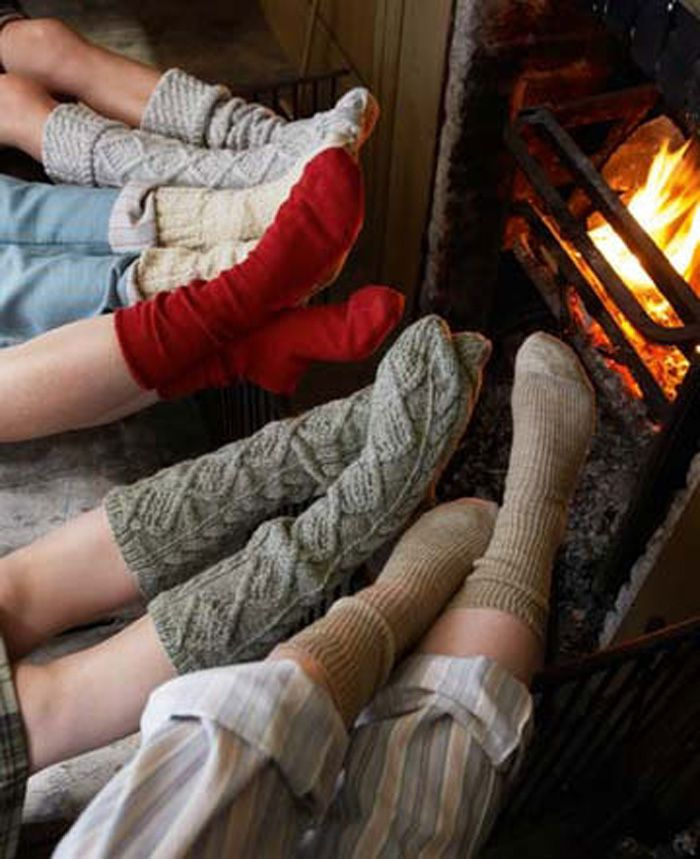 Warm Feet 2