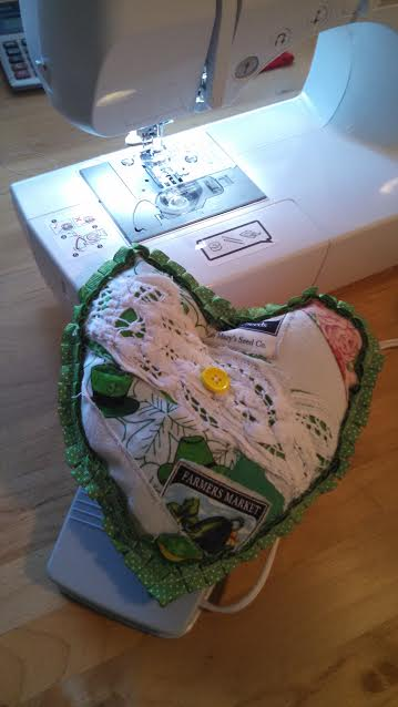 St Pattys Day Heart
