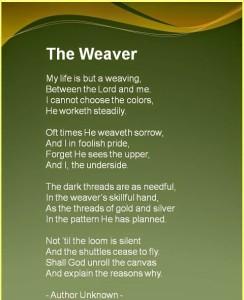 Weaver Poem cropped
