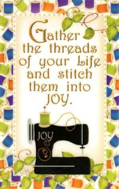 Threads And Joy