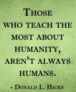 those who teach