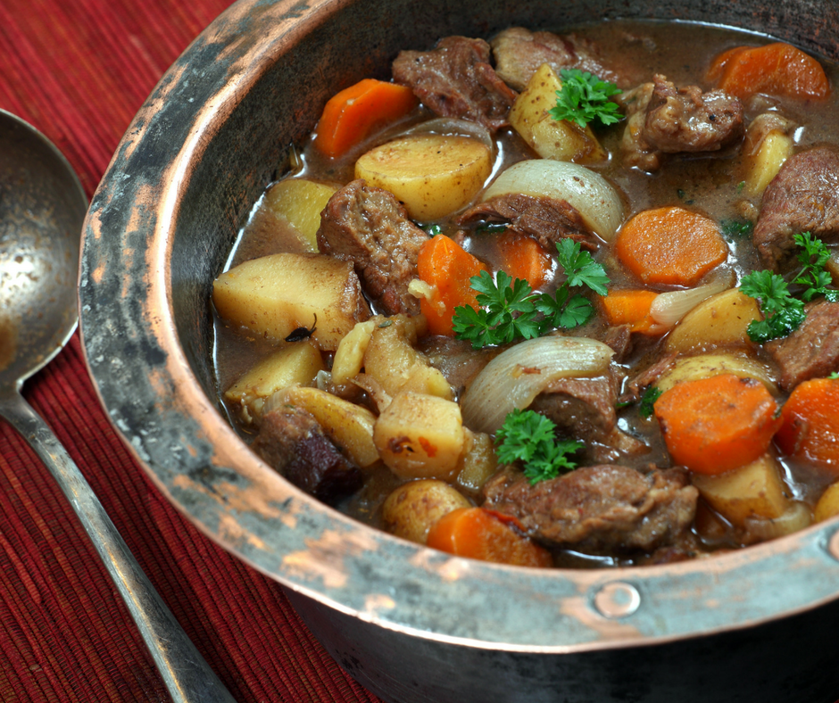 Irish Beef Stew F