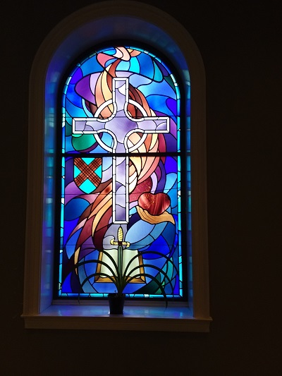 Stained Glass At MPC