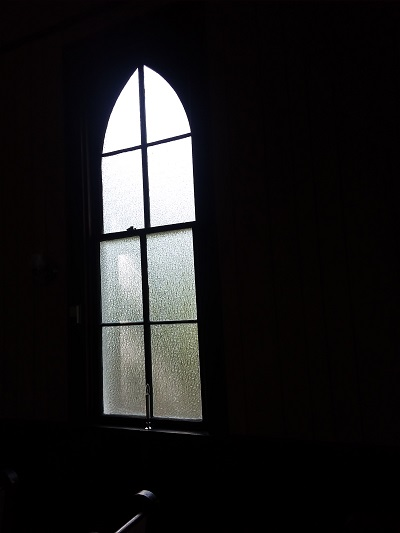 Arched Window Side Of Church Trdoxrf