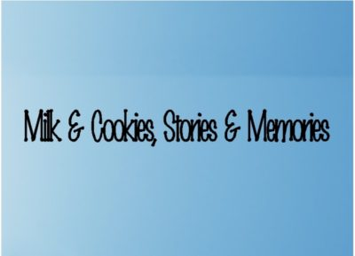 Milk Cookies Stories And Memories