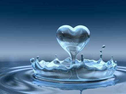 Water And Heart Healing