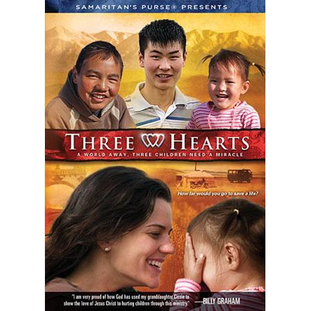 Samaritans Purse: Mongolian Heart Project