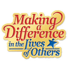 Making A Difference In The Lives Of Others